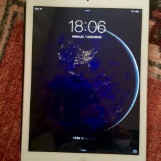 Ipad Air 16 gb alb impecabil - Tableta iPad Air Apple, Argintiu, Wi-Fi