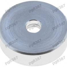 Magnet fix, neodim, 16x4, 5mm, fixare cu surub, Elesa+Ganter - 050569