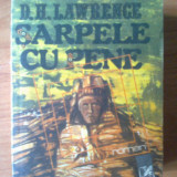 E2 Sarpele Cu Pene - D. H. Lawrence - Roman, Anul publicarii: 1989
