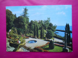 HOPCT 9287   ITALIA TRIESTE -PARCUL MIRAMARE ,VEDERE A CASTELULUI           [ CIRCULATA], Europa