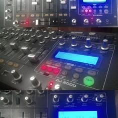Mixer Mc Crypt Professional DJ Mixer DJ-8000 - Mixere DJ