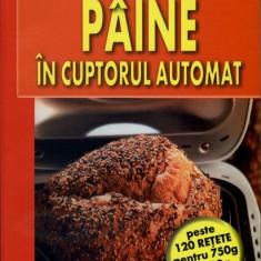 Paine in cuptorul automat | Mirjam Beile | peste 120 retete | Editura Mast