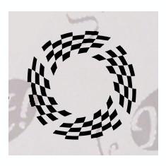 FFlag_Sticker Auto_Tuning Cod: CSTA-204  -  Orice culoare, Orice model pe comanda