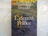 Fernand Braudel L'identite de la France  les hommes et les choses volumul 2 Paris 1986, Alta editura