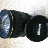 Obiectiv Nikon AF-S NIKKOR 24-120 mm 1:4 G ED - Obiectiv DSLR Nikkor, All around, Autofocus, Nikon FX/DX, Stabilizare de imagine