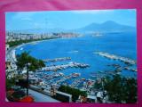 HOPCT 9286  ITALIA NAPOLI -VEDERE GENERALA SI MERGELLINA           [ CIRCULATA], Europa