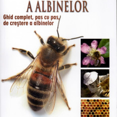 Manual de crestere a albinelor | Ghid complet | Claire & Adrian Waring | Editura Mast