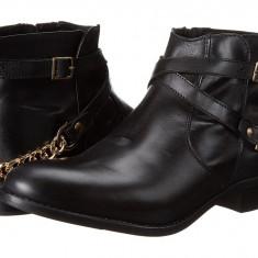 Boots femei 370 Steve Madden Ringoo | 100% originali | Livrare cca 10 zile lucratoare | Aducem pe comanda orice produs din SUA - Gheata dama Steve Madden, Negru