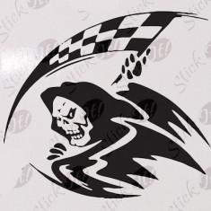 Death_Stickere Diverse_Perete_Auto_DIV-142-Dimensiune: 25 cm. X 25 cm. - Orice culoare, Orice dimensiune