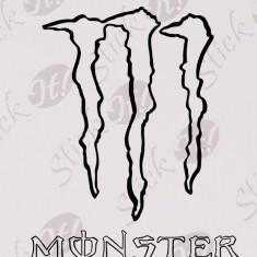 Monster_Stickere Diverse_Perete_Auto_DIV-120-Dimensiune: 15 cm. X 12 cm. - Orice culoare, Orice dimensiune