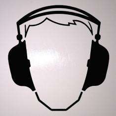 Music_Stickere Diverse_Perete_Auto_DIV-033-Dimensiune: 15 cm. X 15 cm. - Orice culoare, Orice dimensiune