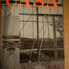 CC31 - REVISTA CASA - CASA VOGUE - OCTOMBRIE 2004 - PIESA DE COLECTIE