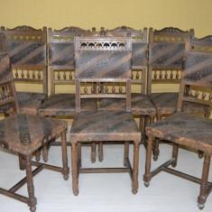Set 7 scaune