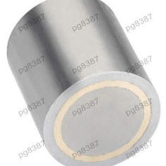 Magnet fix, neodim, 8x20mm, putere 12N, Elesa+Ganter - 050622