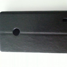 Husa toc flip alb Nokia Lumia 520 + folie ecran + expediere gratuita Posta - sell by PHONICA