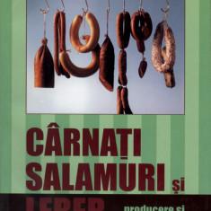 Carnati, salamuri si leber | Producere si Comercializare | Franz Doppler, Roman Eibensteiner | Editura Mast