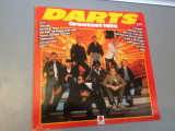 DARTS - GREATEST HITS (1983 / PICKWICK REC/ENGLAND ) - DISC VINIL/PICK-UP/VINYL