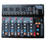 NOU ! MIXER PROFESIONAL 6 CANALE CU MP3 PLAYER USB INCORPORAT,SUNET HI FI.