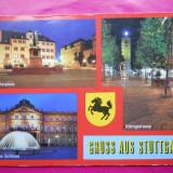 HOPCT 9346 GERMANIA STUTTGART [ CIRCULATA], Europa