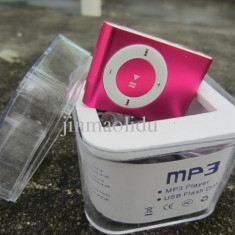 MP3 player Alta Culoare ROZ, 8GB