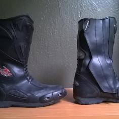 Vand cizme moto FIGO, Marime: 42