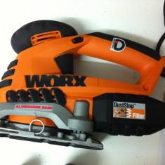 Masina de Slefuit Marca WORX WX640 Fabricatie 2010 - Slefuitor