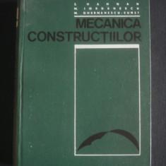HANGAN, GHERMANESCU-KUNST - MECANICA CONSTRUCTIILOR CURS PENTRU SUBINGINERI