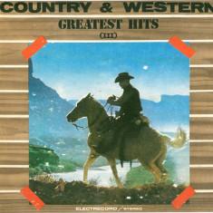 Alexandru Andries_Maria Ioana Mintulescu / Mantulescu - Country & Western Greatest Hits (III) / 3 (Vinyl) - Muzica Country electrecord, VINIL