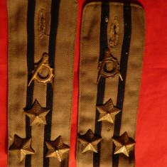 Pereche Epoleti Militari - Tehnic, Colonel - pt. jacheta