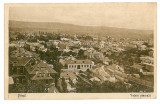 67 - Arges, PITESTI, Panorama - old postcard - unused, Necirculata, Printata