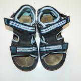 Sandale, sandalute pentru baieti, ideale de joaca, foarte practice, marimea 27