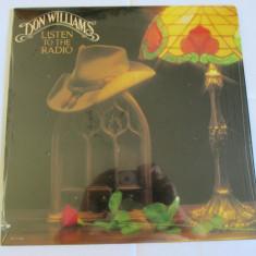 VINIL L.P. DON WILLIAMS - Muzica Country