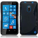Husa Nokia Lumia 620 TPU S-LINE Black