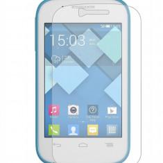 Folie Alcatel One Touch Pop C1 OT-4015D Transparenta - Folie de protectie Alcatel, Lucioasa