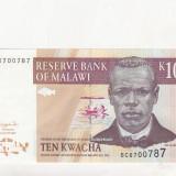Bnk bn malawi 10 kwancha 2004 necirculata