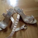 Sandale Zara cu talpa ortopedica mas 36