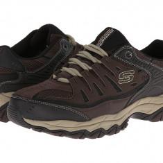 Pantofi sport barbati 62 SKECHERS Afterburn M. Fit | 100% originali | Livrare cca 10 zile lucratoare | Aducem pe comanda orice produs din SUA - Adidasi barbati