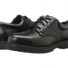 Pantofi barbati 59 SKECHERS Work Cottonwood - Cropper | 100% originali | Livrare cca 10 zile lucratoare | Aducem pe comanda orice produs din SUA