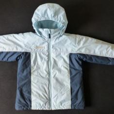 Geaca Columbia Sportswear; marime 10/12 USA : 51 cm bust, 60 cm lungime etc. - Geaca dama Columbia, Marime: Alta, Culoare: Din imagine