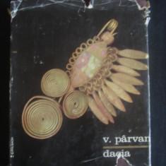 V. PARVAN - DACIA