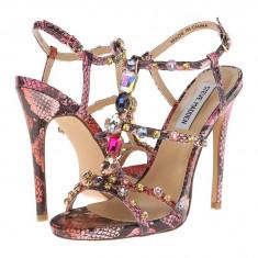 Pantofi cu toc femei 340 Steve Madden Majestyc | 100% originali | Livrare cca 10 zile lucratoare | Aducem pe comanda orice produs din SUA - Sandale dama
