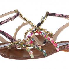Sandale femei 481 Steve Madden Bjeweled | 100% originali | Livrare cca 10 zile lucratoare | Aducem pe comanda orice produs din SUA - Sandale dama