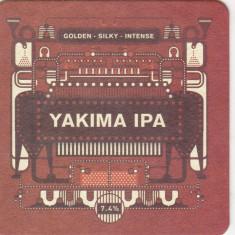 Suport de pahar / Biscuite YAKIMA IPA