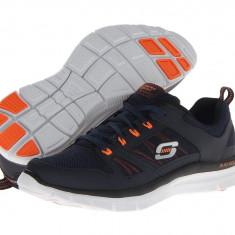 Pantofi sport barbati 201 SKECHERS Flex Advantage Tune In | 100% originali | Livrare cca 10 zile lucratoare | Aducem pe comanda orice produs din SUA - Adidasi barbati
