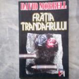 DAVID MORRELL - FRATIA TRANDAFIRULUIC14/708 - Carte de aventura
