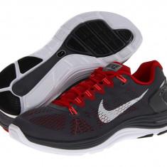 Pantofi sport barbati 377 Nike Lunarglide+ 5 | Produs 100% original | Livrare cca 10 zile lucratoare | Aducem pe comanda orice produs din SUA - Adidasi barbati