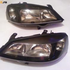 Vand Far Depo stanga Opel Astra G negru nou, ASTRA G (F48_, F08_) - [1998 - 2009]