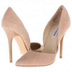 Pantofi cu toc femei 578 Steve Madden Varcityy | 100% originali | Livrare cca 10 zile lucratoare | Aducem pe comanda orice produs din SUA - Pantof dama