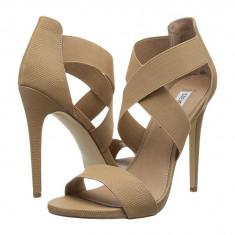 Pantofi cu toc femei 574 Steve Madden Maarla | 100% originali | Livrare cca 10 zile lucratoare | Aducem pe comanda orice produs din SUA - Sandale dama