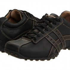 Pantofi barbati 279 SKECHERS Midnight | 100% originali | Livrare cca 10 zile lucratoare | Aducem pe comanda orice produs din SUA